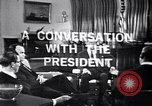 Image of John F Kennedy Washington DC White House USA, 1962, second 5 stock footage video 65675034287