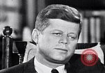 Image of John F Kennedy Washington DC USA, 1962, second 10 stock footage video 65675034288