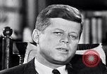 Image of John F Kennedy Washington DC USA, 1962, second 11 stock footage video 65675034288