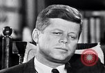 Image of John F Kennedy Washington DC USA, 1962, second 12 stock footage video 65675034288