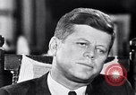 Image of John F Kennedy Washington DC USA, 1962, second 1 stock footage video 65675034289