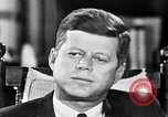 Image of John F Kennedy Washington DC USA, 1962, second 2 stock footage video 65675034289