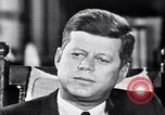 Image of John F Kennedy Washington DC USA, 1962, second 3 stock footage video 65675034289