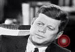 Image of John F Kennedy Washington DC USA, 1962, second 1 stock footage video 65675034290