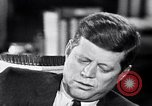 Image of John F Kennedy Washington DC USA, 1962, second 11 stock footage video 65675034291