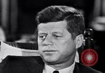 Image of John F Kennedy Washington DC USA, 1962, second 1 stock footage video 65675034292