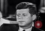 Image of John F Kennedy Washington DC USA, 1962, second 3 stock footage video 65675034292