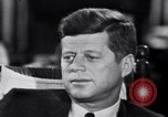 Image of John F Kennedy Washington DC USA, 1962, second 4 stock footage video 65675034292