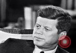 Image of John F Kennedy Washington DC USA, 1962, second 1 stock footage video 65675034293