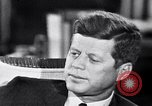 Image of John F Kennedy Washington DC USA, 1962, second 2 stock footage video 65675034293
