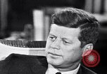 Image of John F Kennedy Washington DC USA, 1962, second 3 stock footage video 65675034293