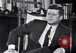Image of John F Kennedy Washington DC USA, 1962, second 1 stock footage video 65675034294