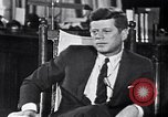 Image of John F Kennedy Washington DC USA, 1962, second 2 stock footage video 65675034294