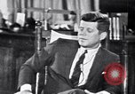 Image of John F Kennedy Washington DC USA, 1962, second 1 stock footage video 65675034295