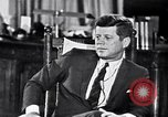 Image of John F Kennedy Washington DC USA, 1962, second 5 stock footage video 65675034295