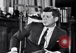 Image of John F Kennedy Washington DC USA, 1962, second 9 stock footage video 65675034295
