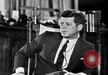 Image of John F Kennedy Washington DC USA, 1962, second 10 stock footage video 65675034295