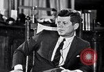 Image of John F Kennedy Washington DC USA, 1962, second 11 stock footage video 65675034295