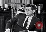 Image of John F Kennedy Washington DC USA, 1962, second 12 stock footage video 65675034295