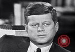Image of John F Kennedy Washington DC USA, 1962, second 2 stock footage video 65675034296