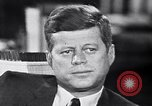 Image of John F Kennedy Washington DC USA, 1962, second 3 stock footage video 65675034296