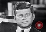 Image of John F Kennedy Washington DC USA, 1962, second 4 stock footage video 65675034296