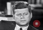 Image of John F Kennedy Washington DC USA, 1962, second 6 stock footage video 65675034296