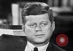 Image of John F Kennedy Washington DC USA, 1962, second 8 stock footage video 65675034296