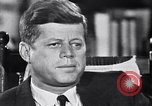 Image of John F Kennedy Washington DC USA, 1962, second 10 stock footage video 65675034296