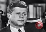 Image of John F Kennedy Washington DC USA, 1962, second 12 stock footage video 65675034296