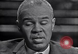 Image of Leroy Collins Washington DC, 1965, second 9 stock footage video 65675034302