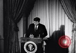 Image of President Kennedy speaking about Latin America Washington DC USA, 1961, second 11 stock footage video 65675034304