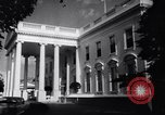 Image of John F Kennedy Washington DC White House USA, 1963, second 3 stock footage video 65675034305