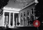Image of John F Kennedy Washington DC White House USA, 1963, second 8 stock footage video 65675034305