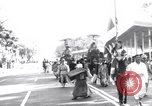 Image of Trung Sisters Parade Vietnam, 1964, second 2 stock footage video 65675034311