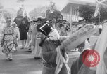 Image of Trung Sisters Parade Vietnam, 1964, second 6 stock footage video 65675034311