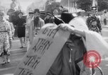 Image of Trung Sisters Parade Vietnam, 1964, second 9 stock footage video 65675034311