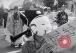 Image of Trung Sisters Parade Vietnam, 1964, second 10 stock footage video 65675034311