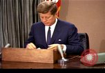 Image of John F Kennedy Washington DC USA, 1963, second 1 stock footage video 65675034314
