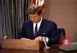 Image of John F Kennedy Washington DC USA, 1963, second 2 stock footage video 65675034314