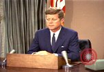 Image of John F Kennedy Washington DC USA, 1963, second 3 stock footage video 65675034314