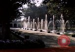 Image of Jacqueline Kennedy Shalimar Gardens, 1962, second 1 stock footage video 65675034324