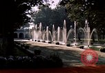 Image of Jacqueline Kennedy Shalimar Gardens, 1962, second 2 stock footage video 65675034324