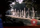 Image of Jacqueline Kennedy Shalimar Gardens, 1962, second 4 stock footage video 65675034324