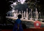 Image of Jacqueline Kennedy Shalimar Gardens, 1962, second 5 stock footage video 65675034324