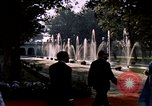 Image of Jacqueline Kennedy Shalimar Gardens, 1962, second 7 stock footage video 65675034324