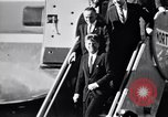 Image of John F Kennedy greeting American people United States USA, 1963, second 2 stock footage video 65675034343
