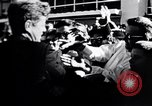 Image of John F Kennedy greeting American people United States USA, 1963, second 10 stock footage video 65675034343
