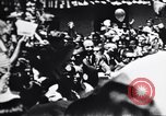 Image of John F Kennedy greeted by Latin American crowd Latin America, 1961, second 9 stock footage video 65675034344