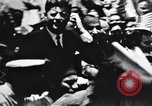 Image of John F Kennedy greeted by Latin American crowd Latin America, 1961, second 12 stock footage video 65675034344